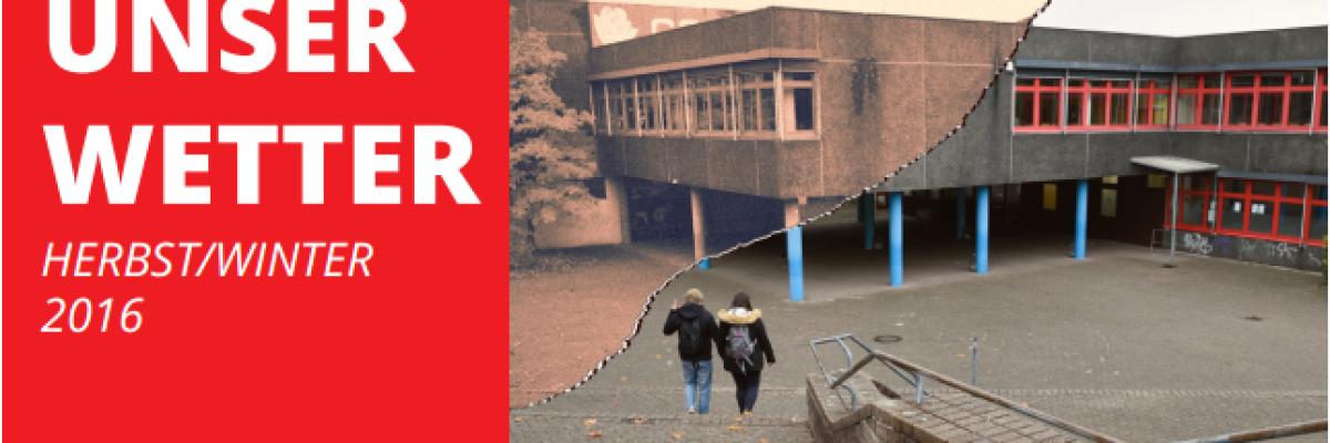 """""""Unser Wetter"""" – Herbst/Winter Ausgabe veröffentlicht"""