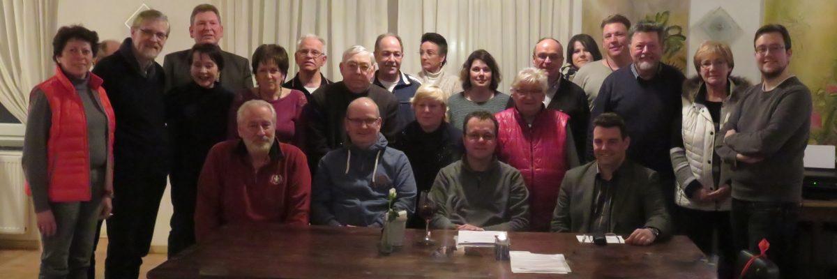 Pressemitteilung zur Jahreshauptversammlung des SPD-Ortsvereins Wengern