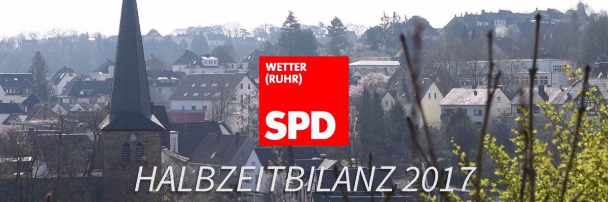 Video: SPD Wetter Ruhr – Halbzeitbilanz 2017