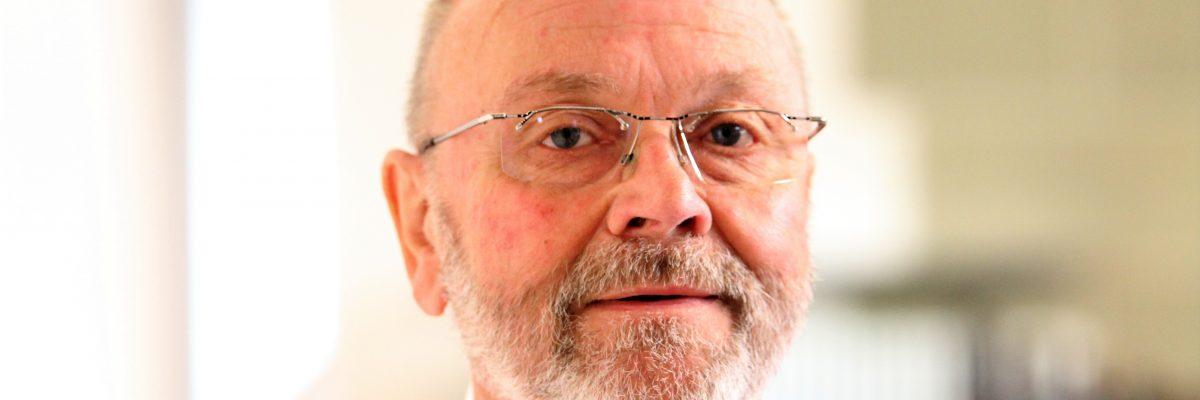 Eberhard Beckmann zieht für Michael Auferkorte in den Stadtrat ein