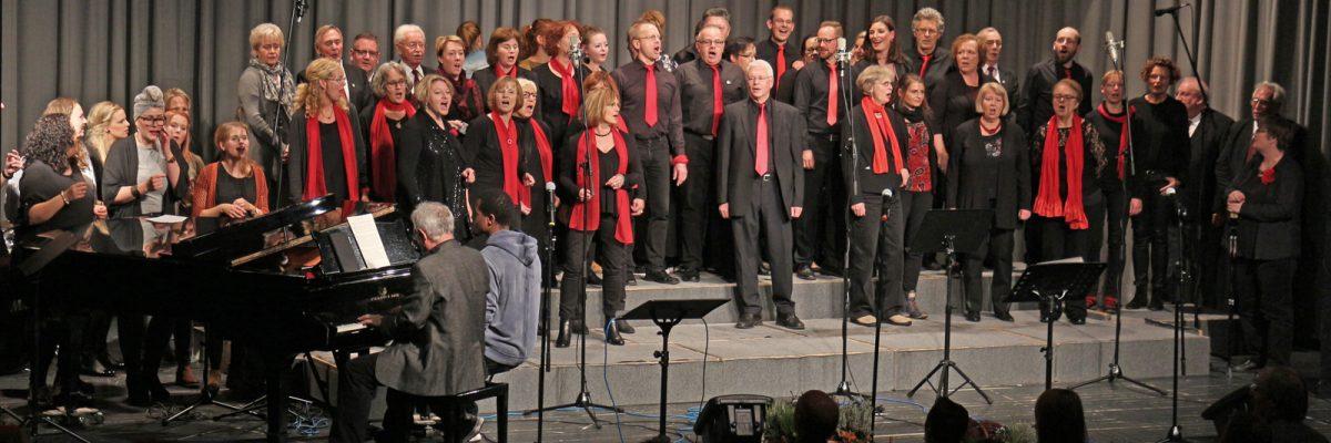 """17. """"Gospel and More"""" Chorfestival am 10. November"""