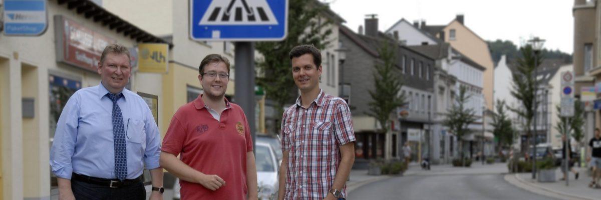 Sommerbesuche 2018: Die Kaiserstraße wird noch zentraler
