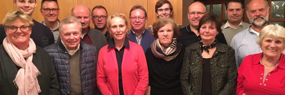 """""""Gemeinsam gegen Alltagsrassismus und Rechtsruck"""" – SPD Volmarstein wählt neuen Vorstand"""