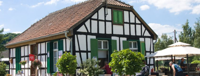 Schleusenwaerterhaus
