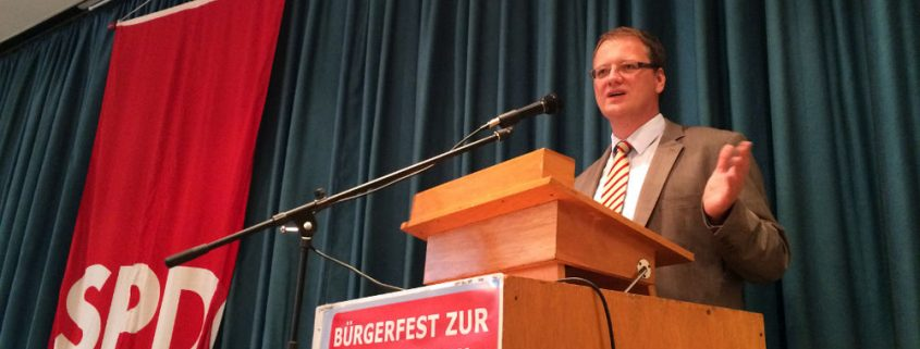 SPD Parteitag 21-08-2015 Olaf Schade