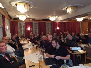 Öffentliche Mitgliederversammlung Volmarstein