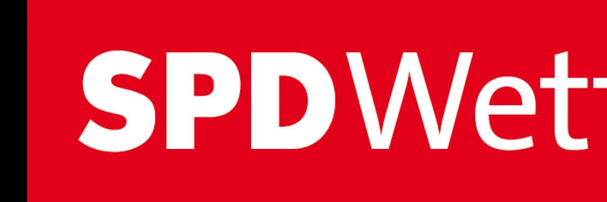 1. Mai mit der SPD-Wetter